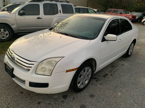 2006 Ford Fusion for sale at ATLANTA AUTO WAY in Duluth GA