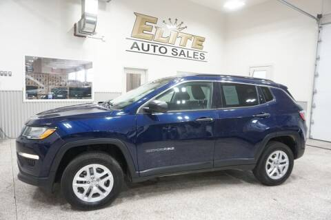 2019 Jeep Compass for sale at Elite Auto Sales in Ammon ID