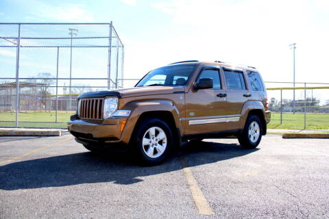 2011 Jeep Liberty for sale at MEGA MOTORS in South Houston TX
