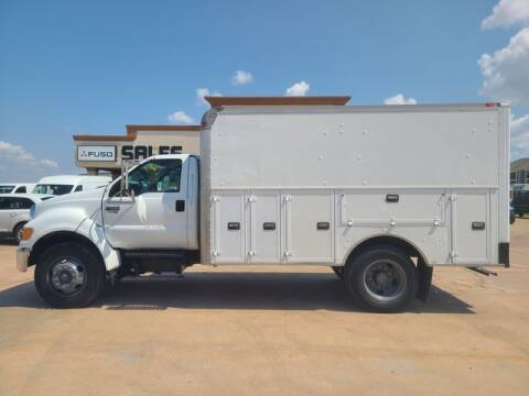 2007 Ford F-650 Super Duty for sale at TRUCK N TRAILER in Oklahoma City OK