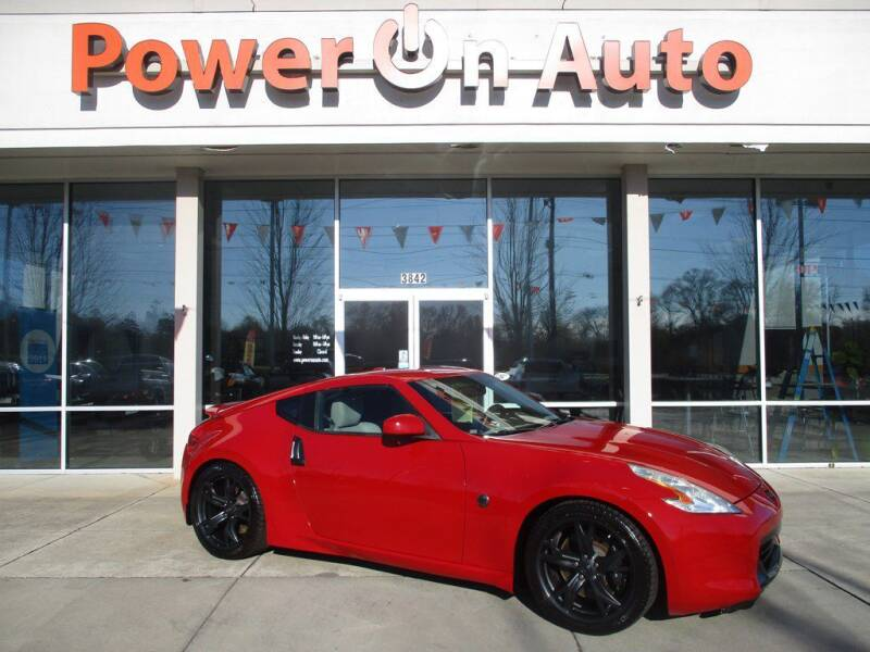 2009 Nissan 370Z for sale at Power On Auto LLC in Monroe NC