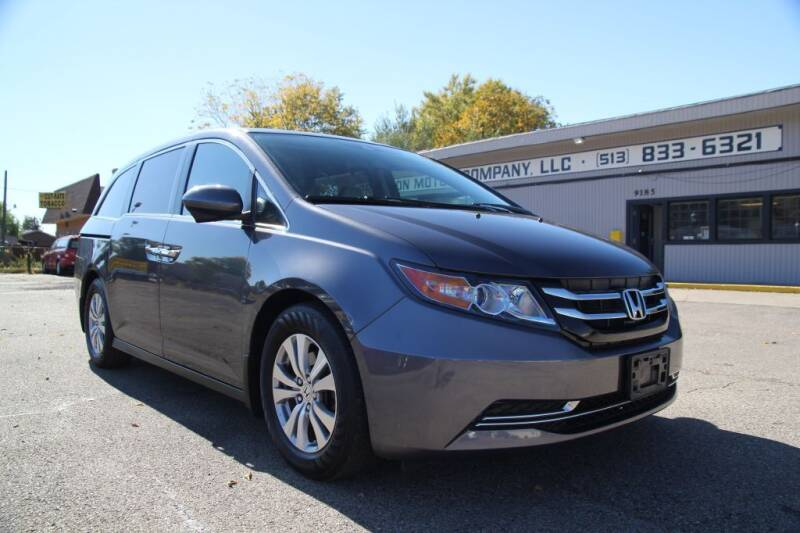 2016 Honda Odyssey for sale at Precision Motor Company LLC in Cincinnati OH