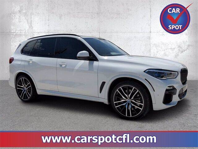 2019 BMW X5 for sale at Car Spot Of Central Florida in Melbourne FL