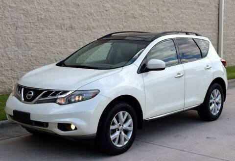 2011 Nissan Murano for sale at Raleigh Auto Inc. in Raleigh NC