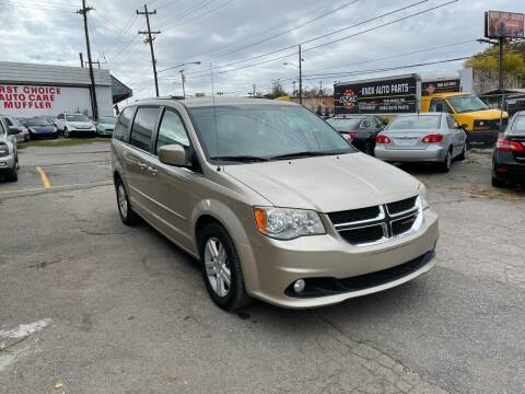 2012 Dodge Grand Caravan for sale at Green Ride Inc in Nashville TN