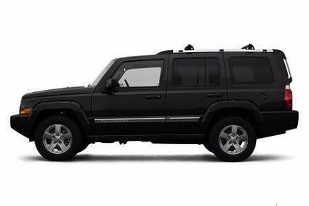 2007 Jeep Commander for sale at American Muscle Motorsports in Sioux Falls SD