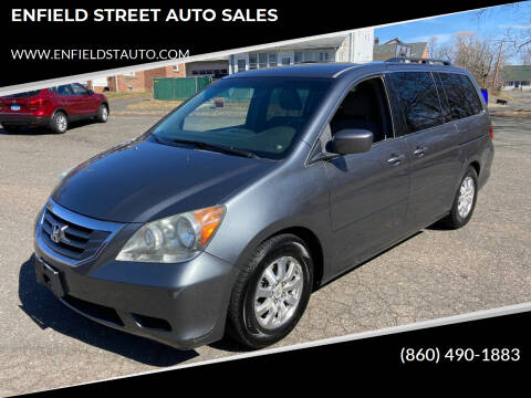 2010 Honda Odyssey for sale at ENFIELD STREET AUTO SALES in Enfield CT