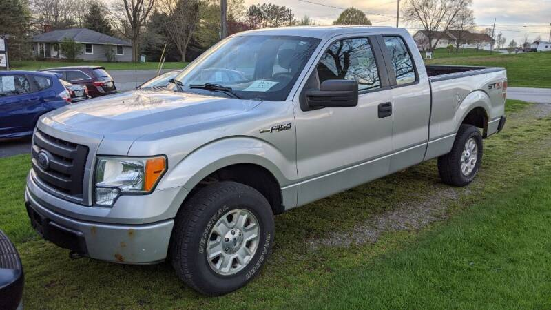 2010 Ford F-150 for sale at Kidron Kars INC in Orrville OH