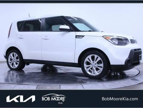 2015 Kia Soul for sale at Bob Moore Kia in Oklahoma City OK
