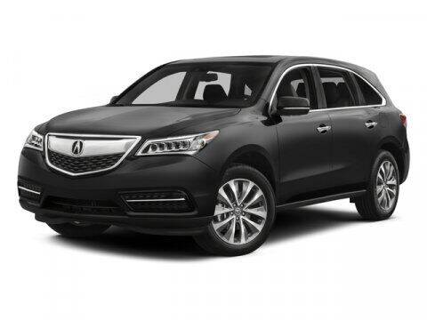 2015 Acura MDX for sale at Jeff D'Ambrosio Auto Group in Downingtown PA