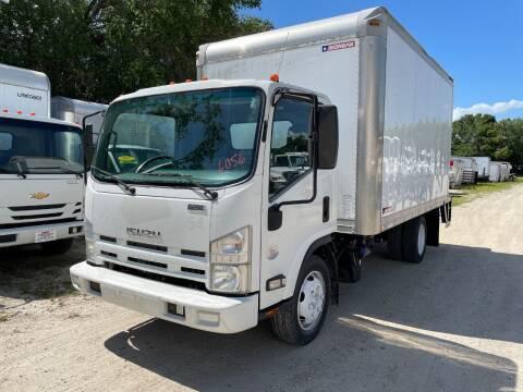 2012 Isuzu NQR for sale at DEBARY TRUCK SALES in Sanford FL