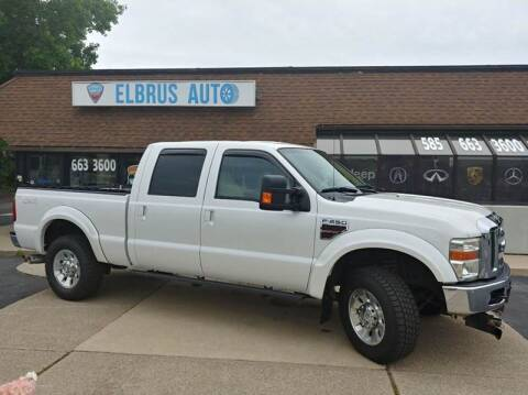 2010 Ford F-250 Super Duty for sale at Elbrus Auto Brokers, Inc. in Rochester NY