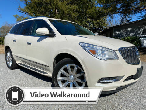 2013 Buick Enclave for sale at Byron Thomas Auto Sales, Inc. in Scotland Neck NC
