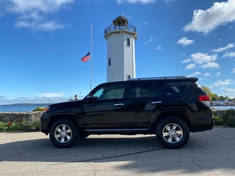2011 Toyota 4Runner for sale at Firl Auto Sales in Fond Du Lac WI