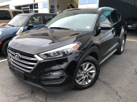 2018 Hyundai Tucson for sale at Best Auto Group in Chantilly VA