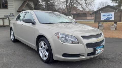 2011 Chevrolet Malibu for sale at Shores Auto in Lakeland Shores MN