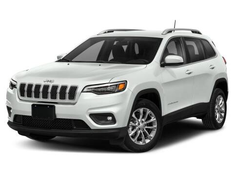 2020 Jeep Cherokee for sale at Mann Chrysler Dodge Jeep of Richmond in Richmond KY
