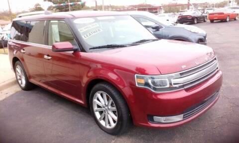 2013 Ford Flex for sale at Jim Clark Auto World in Topeka KS