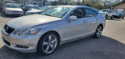 2007 Lexus GS 350 for sale at AUTO NETWORK LLC in Petersburg VA