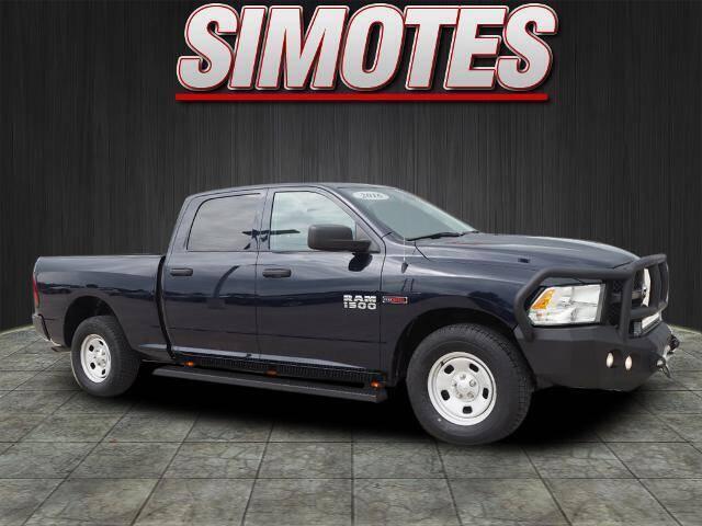 2016 RAM Ram Pickup 1500 for sale at SIMOTES MOTORS in Minooka IL