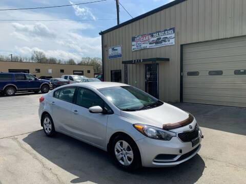 2016 Kia Forte for sale at EMH Imports LLC in Monroe NC