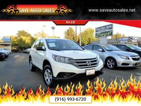 2013 Honda CR-V for sale at Save Auto Sales in Sacramento CA