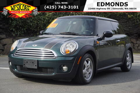 2010 MINI Cooper for sale at West Coast Auto Works in Edmonds WA