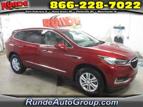 2020 Buick Enclave for sale at Runde Chevrolet in East Dubuque IL