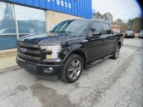 2017 Ford F-150 for sale at 1st Choice Autos in Smyrna GA