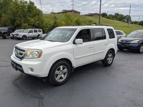 2010 Honda Pilot for sale at Route 22 Autos in Zanesville OH