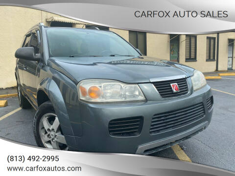 2006 Saturn Vue for sale at Carfox Auto Sales in Tampa FL