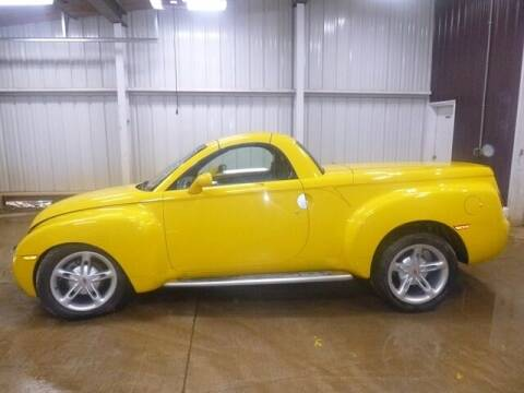 2003 Chevrolet SSR for sale at East Coast Auto Source Inc. in Bedford VA