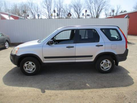 2004 Honda CR-V for sale at Chaddock Auto Sales in Rochester MN
