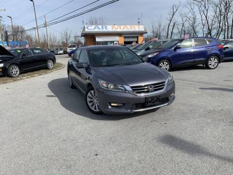 2014 Honda Accord for sale at CARMART Of New Castle in New Castle DE