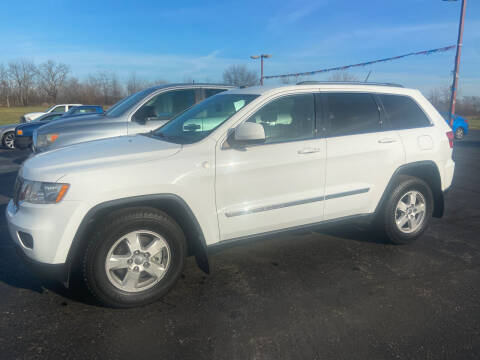 2013 Jeep Grand Cherokee for sale at EAGLE ONE AUTO SALES in Leesburg OH