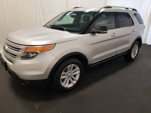 2013 Ford Explorer for sale at Rick's R & R Wholesale, LLC in Lancaster OH
