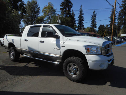 2008 Dodge Ram Pickup 1500 for sale at Lino's Autos Inc in Vancouver WA