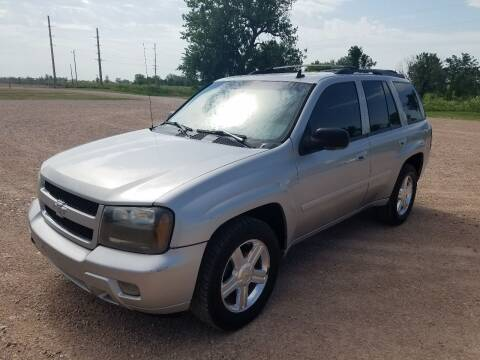 2007 Chevrolet TrailBlazer for sale at Best Car Sales in Rapid City SD