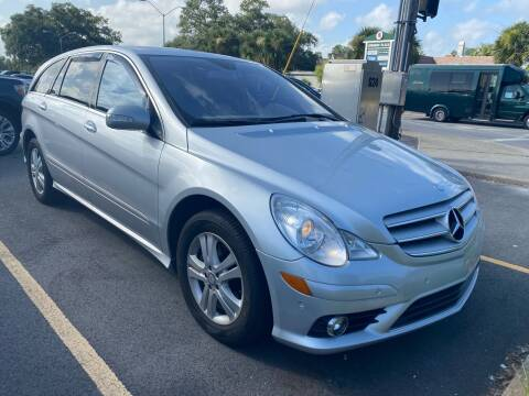 2008 Mercedes-Benz R-Class for sale at GOLD COAST IMPORT OUTLET in Saint Simons Island GA