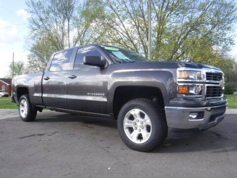 2014 Chevrolet Silverado 1500 for sale at Rob Co Automotive LLC in Springfield TN