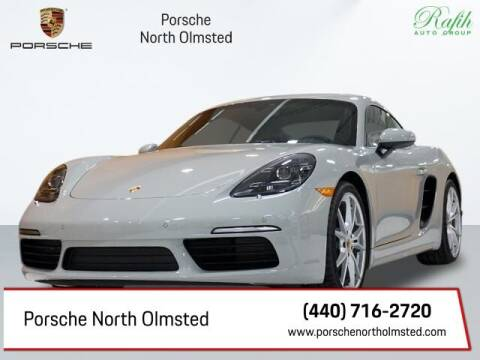 2021 Porsche 718 Cayman for sale at Porsche North Olmsted in North Olmsted OH