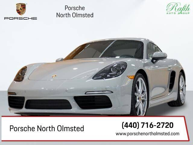 2021 Porsche 718 Cayman for sale in North Olmsted, OH