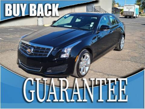 2014 Cadillac ATS for sale at Reliable Auto Sales in Las Vegas NV