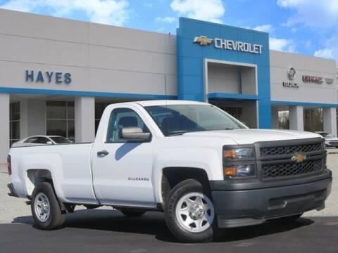 2014 Chevrolet Silverado 1500 for sale at HAYES CHEVROLET Buick GMC Cadillac Inc in Alto GA