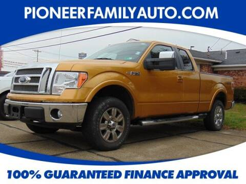 2009 Ford F-150 for sale at Pioneer Family auto in Marietta OH