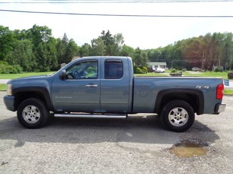 2010 Chevrolet Silverado 1500 for sale at On The Road Again Auto Sales in Lake Ariel PA
