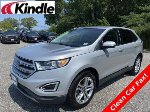 2017 Ford Edge for sale at Kindle Auto Plaza in Cape May Court House NJ