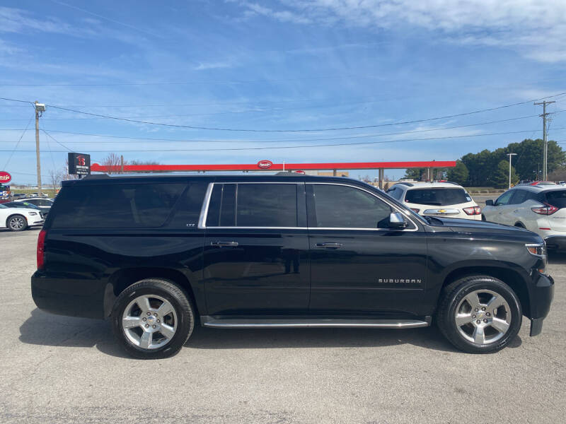 2016 Chevrolet Suburban for sale at Smooth Solutions 2 LLC in Springdale AR