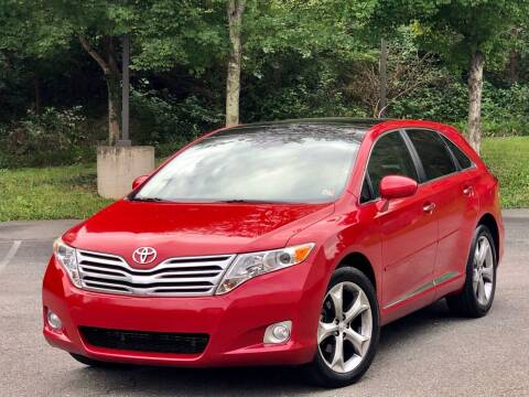 2012 Toyota Venza for sale at Diamond Automobile Exchange in Woodbridge VA