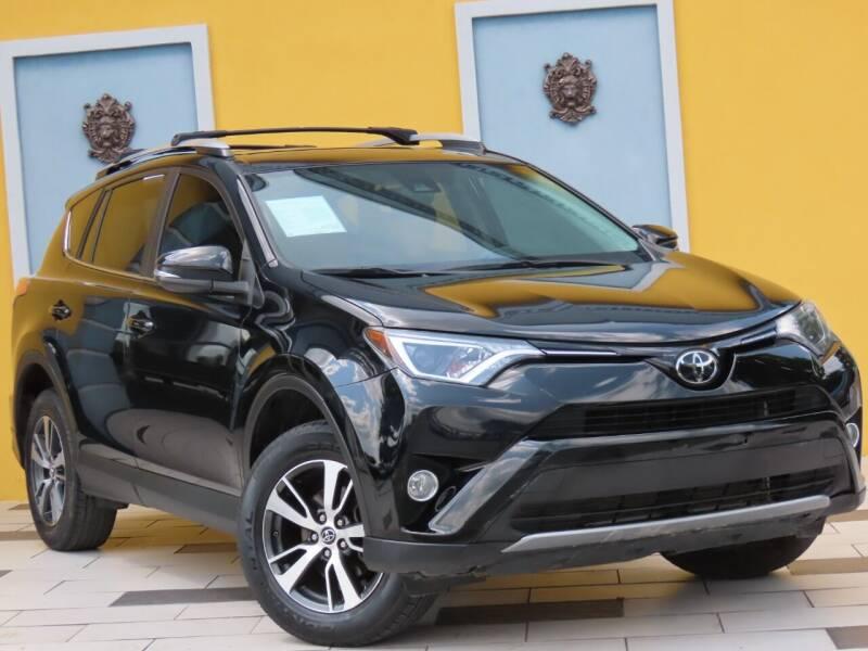 2017 Toyota RAV4 for sale at Paradise Motor Sports LLC in Lexington KY